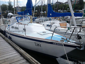 27ft Oday sail boat for sale