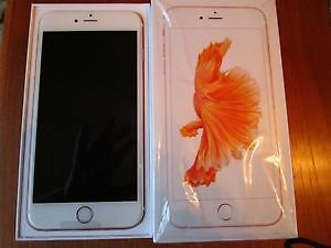 IPHONE 6 PLUS. (( APPLE CARE WARRANTY)) (( UNLOCKED)) BOX