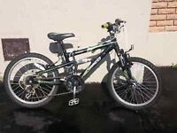 20 inch Norco Downhill Bike for 8-11 year old