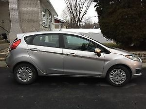 2014 Ford Fiesta seulement 52000 KM
