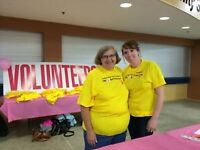 Volunteers for Batting Against Breast Cancer