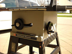 LARGE TABLE SAW TOOLEX 10 IN -and 14 IN BAND SAW London Ontario image 2
