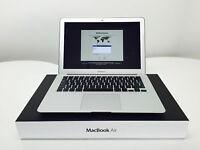 """Macbook Air A1369 13"""" 1.8 C2D 256Gb Flash Drive OSX El Capitan Office 2016 Original Box"""