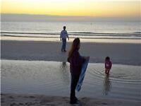 Shediac Area Cottage Rental 30 mtrs private beach