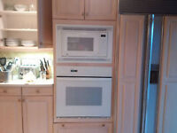 Dishwasher-Wall Oven-Microwave-Warming Drawer
