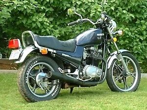 Selling my 1984 650 suzuki tempter.owned since new