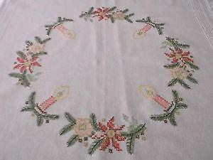 Christmas Tablecloth | eBay