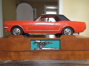 Very Rare 1966 Ford Mustang Radio Controlled Car made by Testors
