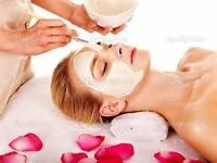 Facials for Ladies and Gentleman Spa ***** Treatments home visits avaliable .