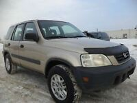 2001 Honda CR-V SPORT PKG AWD-----YEAR END CLEAROUT SALE