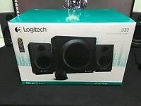 Z333 pc speakers logitech