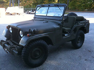 1968 M38A1 Jeep Willys