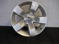2013 Dodge Ram 1500 4 x 4 ( 17 inch ) Factory Aluminum Rims