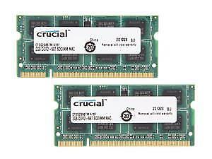 Wanted: Two Stick of DDR2 2Gb for Laptop