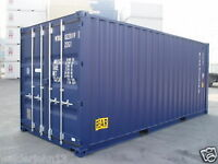 Like New Steel Shipping Containers