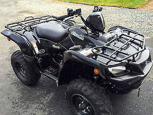 2015 500 king quad and Trailer Package!