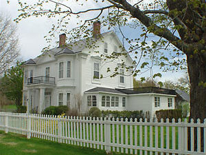 St. Andrews historic home - Milton Hall