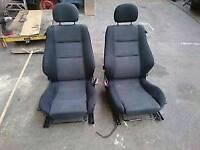 Mk4 astra seats