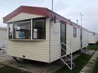 8 birth caravan on coastfields ingoldmells