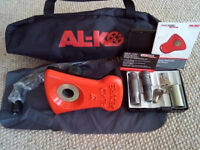 CARAVAN ALKO WHEEL LOCK Alco antit theft
