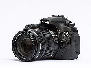Canon EOS 70D (usager)