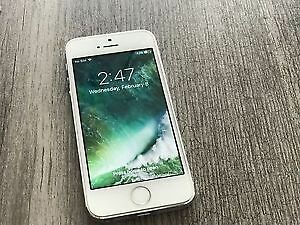 Mint Apple iPhone 5S 64GB Silver - Telus / Koodo / Public Mobile