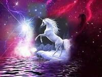 Galactic Unicorn Workshop Sunday 26th February at Laughing Unicorn Dundee