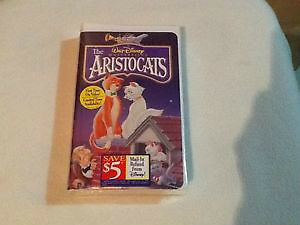 Aristocrats on VHS - never opened
