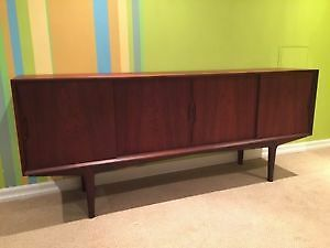 Vintage mid century teak, rosewood, walnut, and Danish furniture