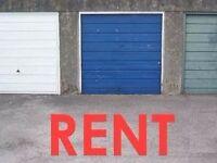 lock up garage wanted