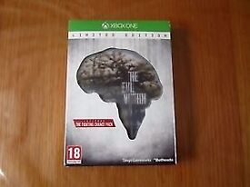 The Evil Within: limited edition (Xbox One)