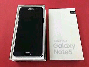 LIKE NEW SAMSUNG NOTE 5 32GB UNLOCKED