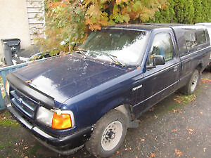 1996 Ford Ranger Pickup Truck Prince George British Columbia image 1