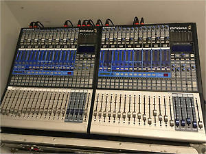 32 Channel Presonus Mixer
