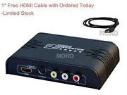 S-video to HDMI
