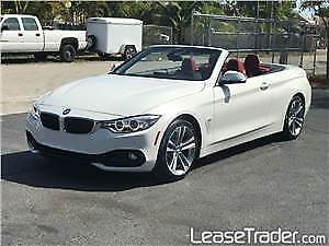 Lease takeover - 2016 BMW 428i convertible