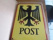 Post Schild