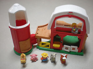 Fisher price - Little people- Animal sounds farm