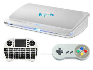 New BrightVU 8 core 4K Android TV  And Retro Game Box