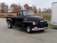 1951 CHEVROLET __ 1300 PICKUP TRUCK __ 5 WINDOWS - VERY RARE