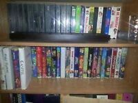 DISNEY VHS and player