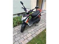 Beeline Tapo RS 2 stroke moped, 15 reg low milage