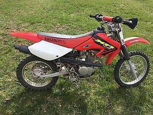 I am looking for a Honda 80 or 100 dirtbike