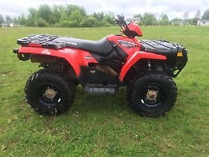 2007 POLARIS 450 SPORTSMAN.....FINANCING AVAILABLE