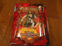 PIRATES OF THE CARIBBEAN AT WORLDS END JACK SPARROW FIGURE