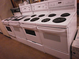STOVE - $100 - FATHER & SONS- 658 DUNDAS ST- !! FULL WARRANTY !!