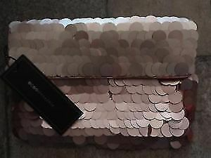 BCBG Mazazria Clutch --TAGS ATTACHED