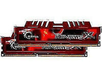 G.SKILL RIPJAWS X 16GB (2x8GB) DDR3 1866MHz RAM Memory