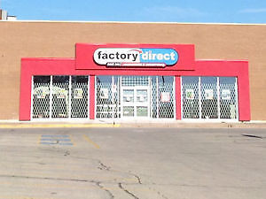 $230.00 FACTORY DIRECT gift card   instant  $50.00 savings