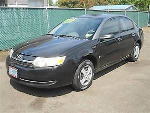 2003 Saturn ion for sale